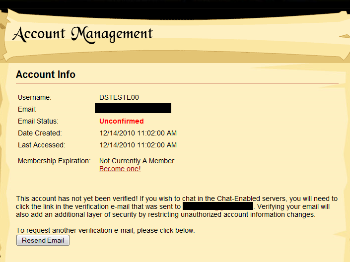 aqw account management