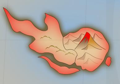 Resultado de imagem para xan volcano dragonfable