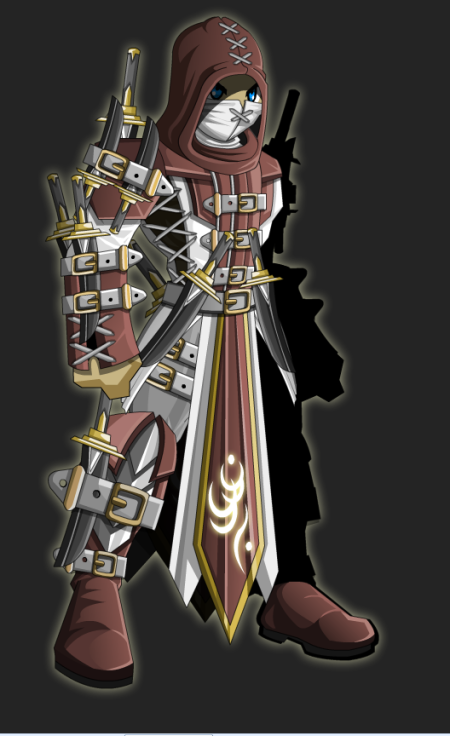A nova armadura