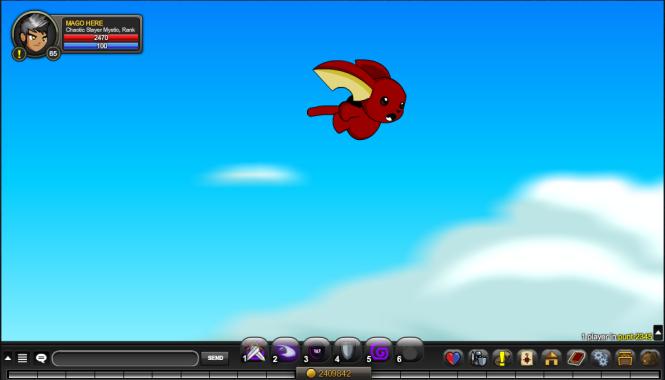 Twilly Voando