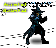 Summon Arcane Shadow Minion effect 2